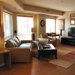 2-Bed 2-Bath River View Furnished Condo