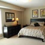 2 Bedrooms with Queen beds